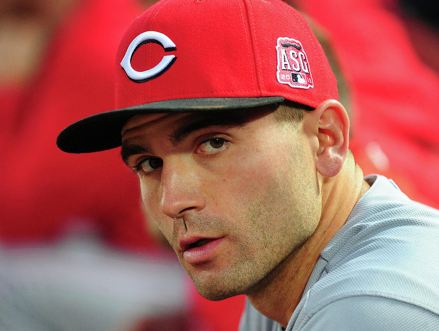 Joey Votto Photograph by Scott Cunningham