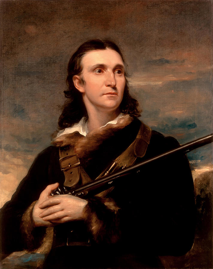 John James Audubon Portrait by War Is Hell Store