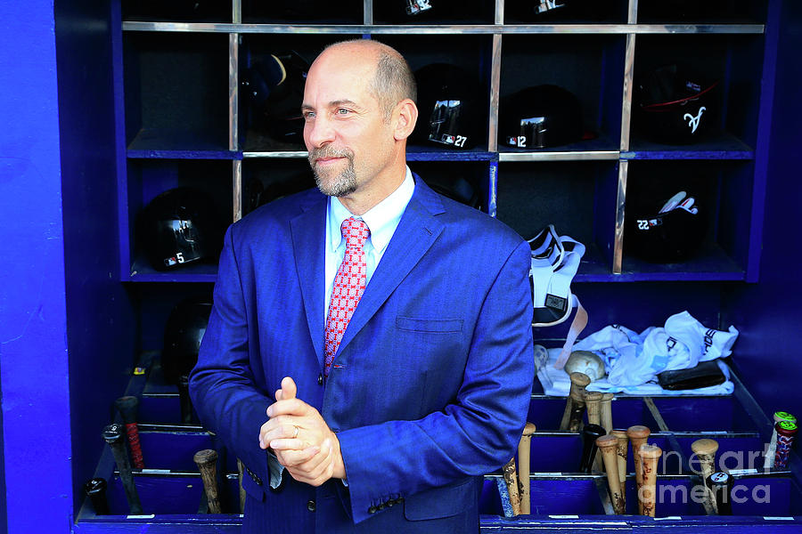 John Smoltz Photograph by Daniel Shirey