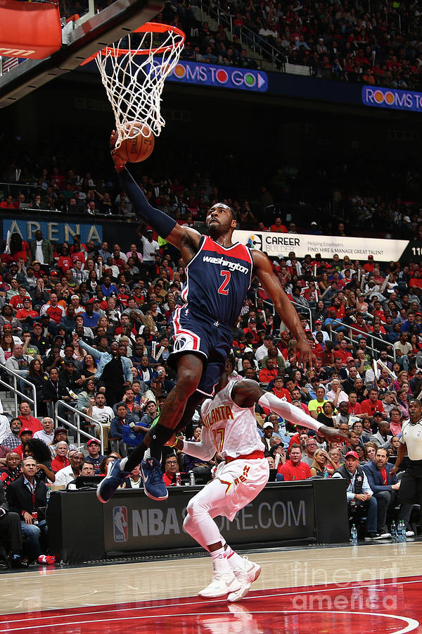 John Wall Photograph by Kevin Liles