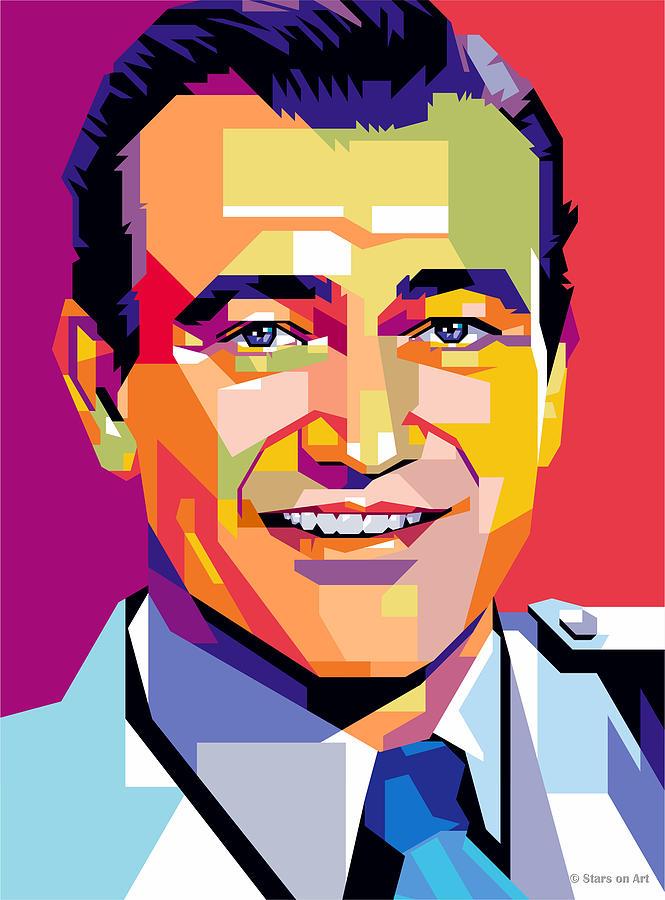 John Wayne Digital Art