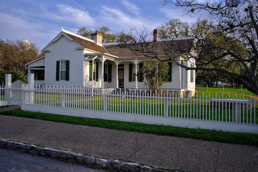 Johnson Home Photograph