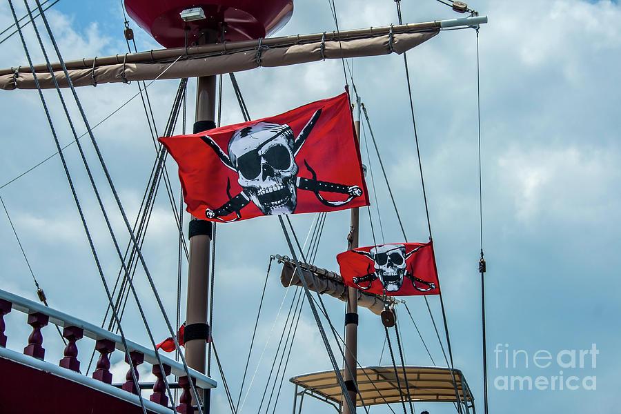 Jolly Roger by Tony Baca