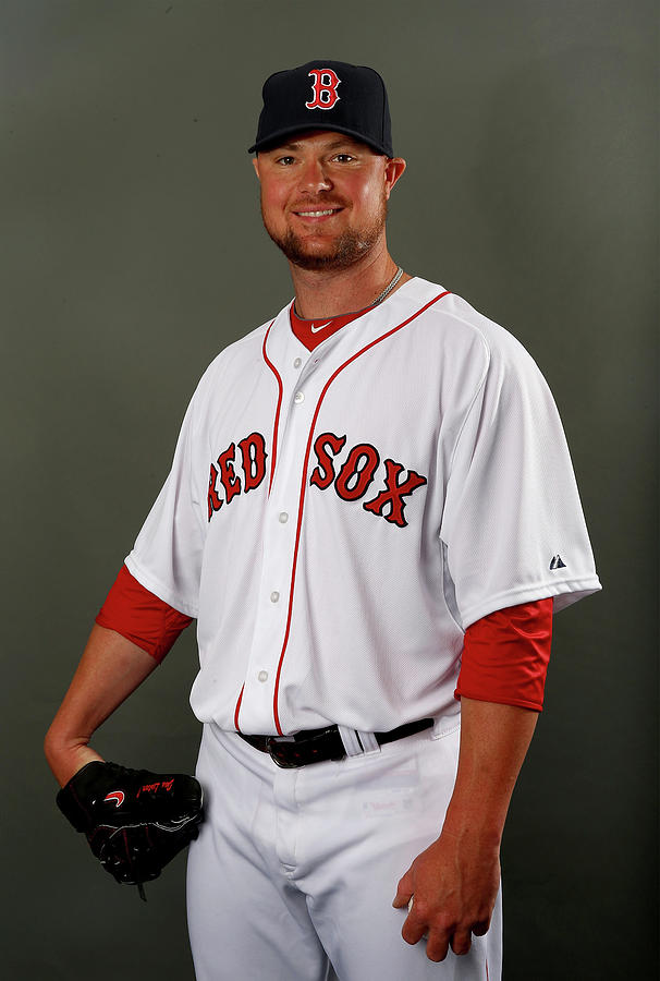 Jon Lester Photograph by Elsa