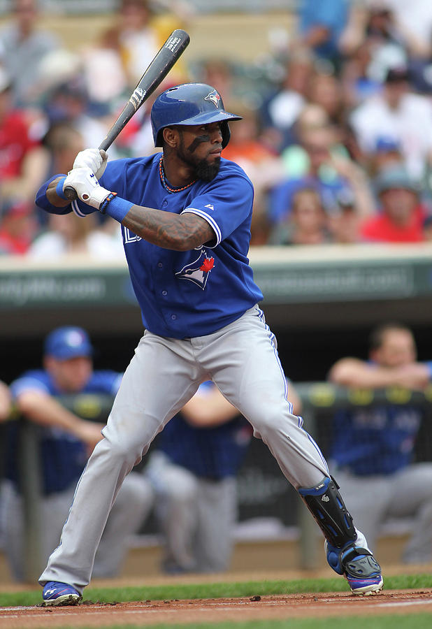 Jose Reyes Photograph by Andy King
