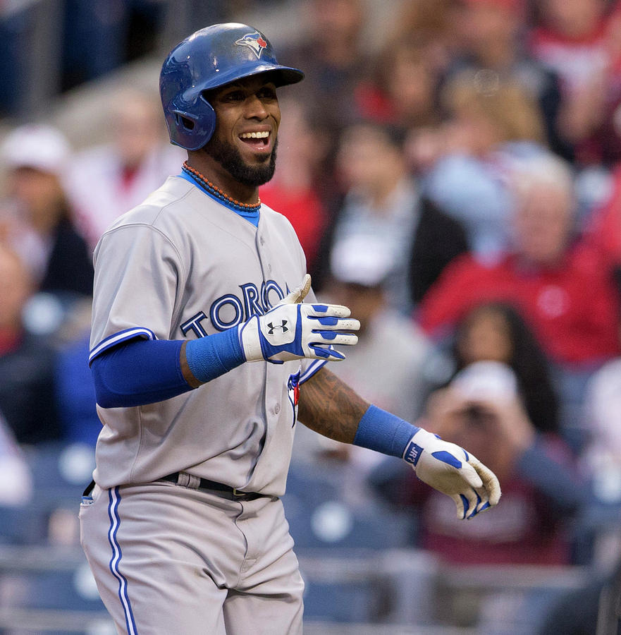 Jose Reyes Photograph by Mitchell Leff