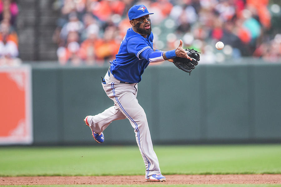 Jose Reyes Photograph by Rob Tringali