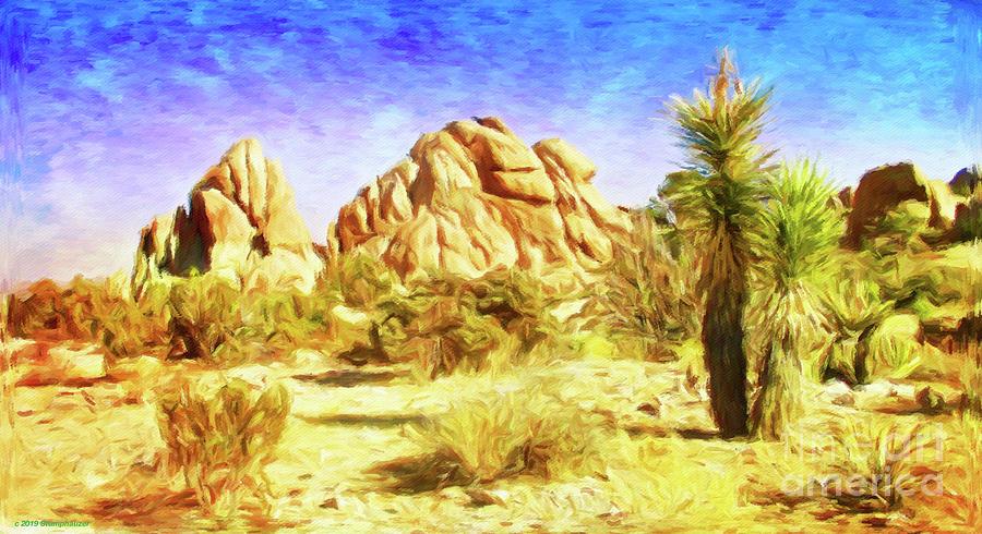 Joshua Tree National Park 2 by Jerome Stumphauzer