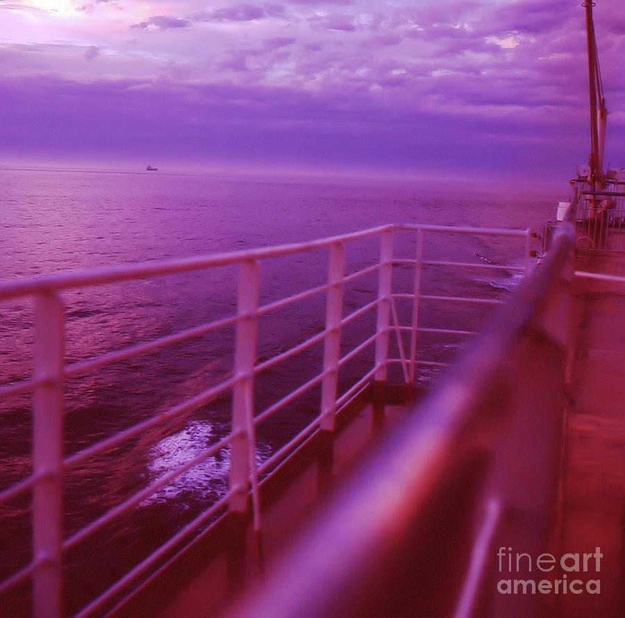Journey Goes On by Sandy Gabriel