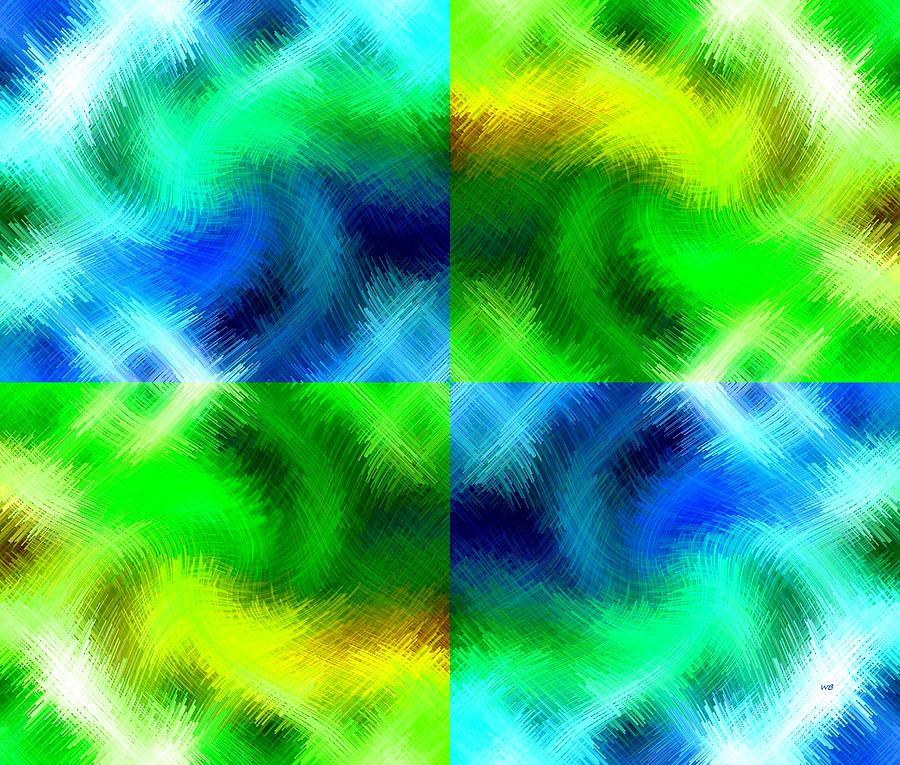 Joy Of Color 2 Digital Art