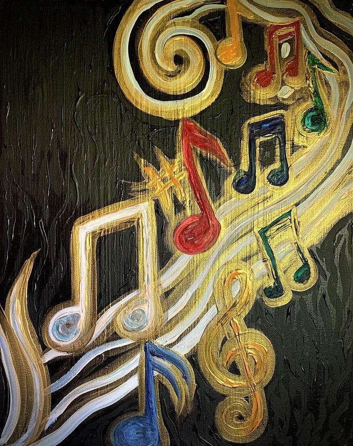 Joy of Music by Michelle Pier