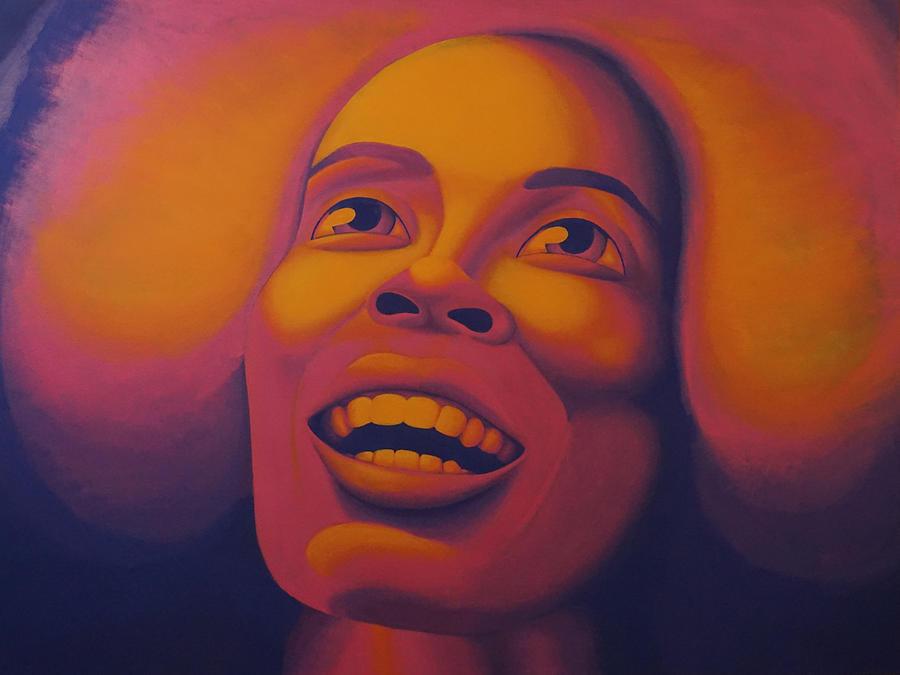 Painting Painting - Joy by Zephyr Salz