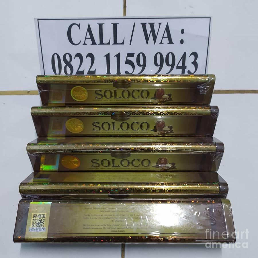 Jual Permen Soloco Asli Di Bekasi 082211599943 Harga Obat