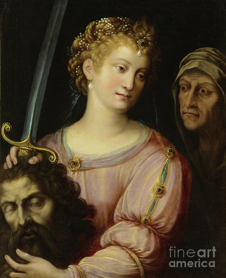 Judith with the Head of Holofernes by Fede Galizia