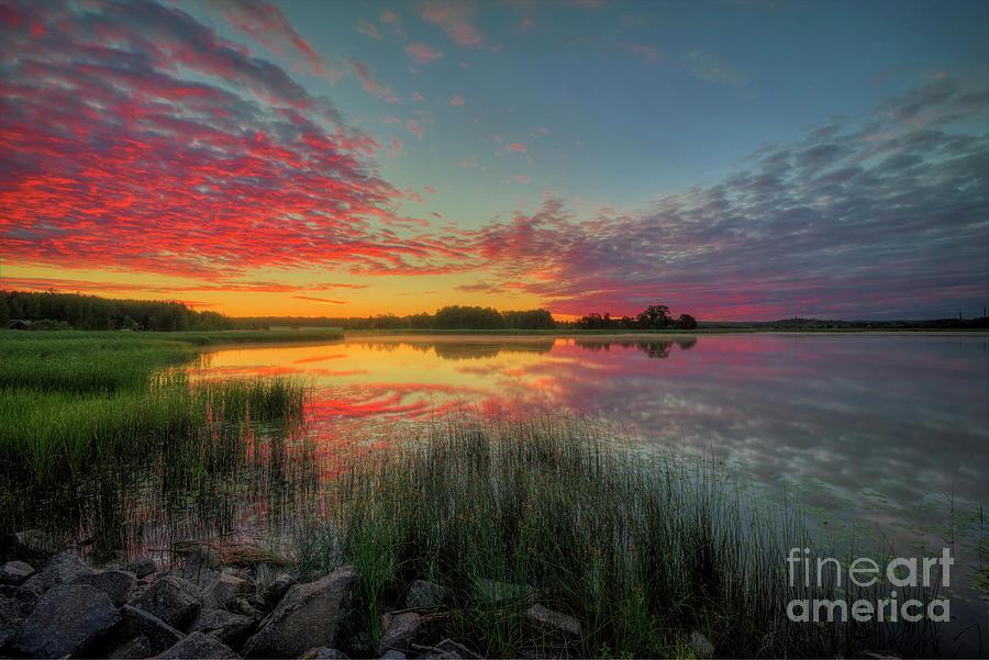 July Morning At 03.58 Photograph