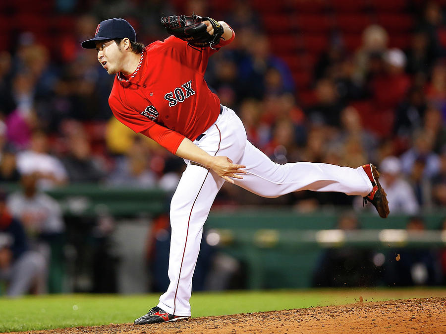 Junichi Tazawa Photograph by Jared Wickerham