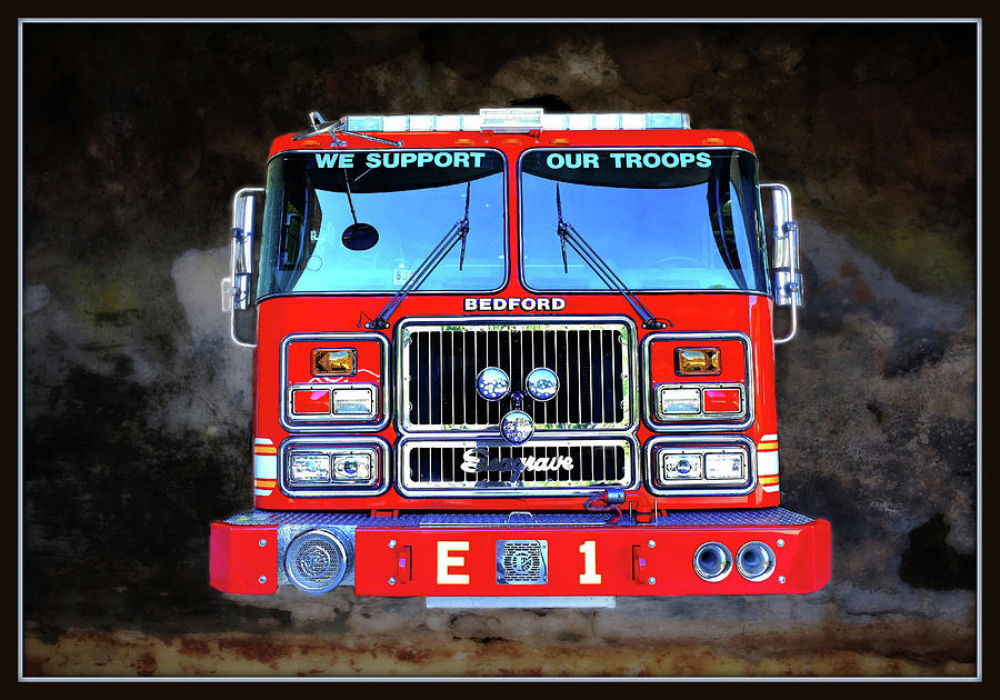 Just A Fire Truck by Constance Lowery