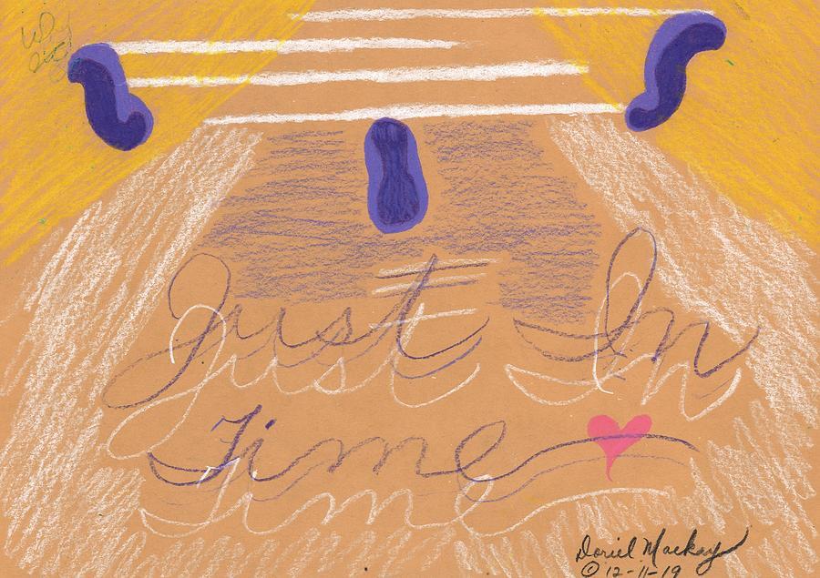 Just In Time by Doriel Mackay