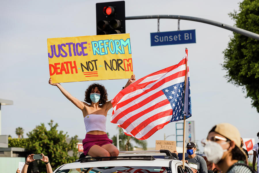 Justice And Reform Photograph