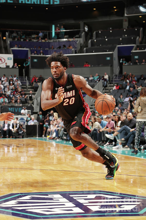 Justise Winslow Photograph by Kent Smith