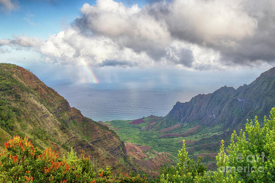 Kalalau Valley by Jennifer Ludlum