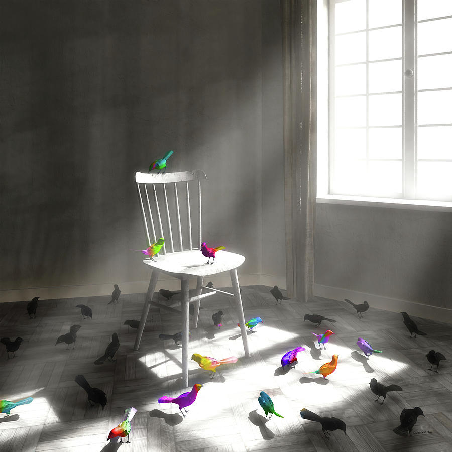 Kaleidoscope by Cynthia Decker