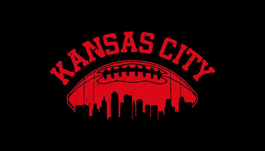 Kansas City Football Digital Art