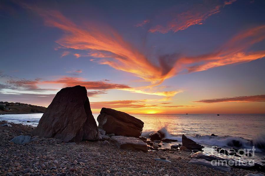 Karrara Sunset B Photograph