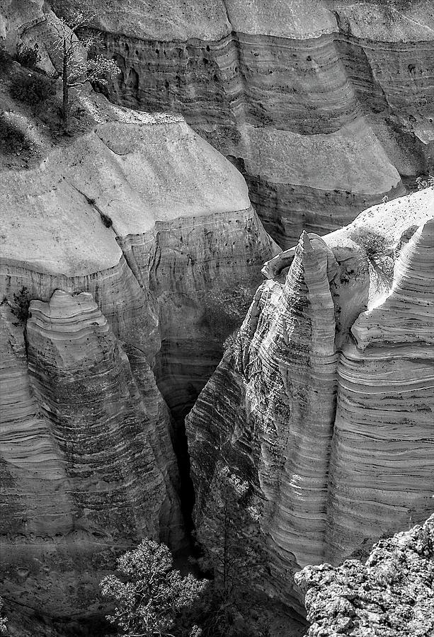 Kasha-Katuwe Tent Rocks National Monument, NM Photograph by Steven Ralser