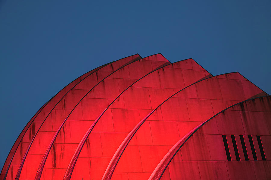 Kauffman Red by Ryan Heffron