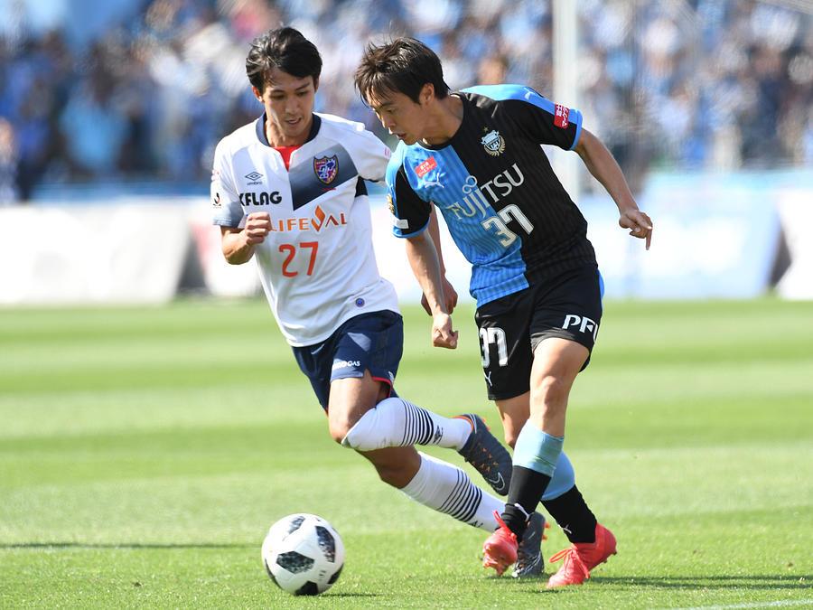 Kawasaki Frontale v FC Tokyo - J.League J1 Photograph by Masashi Hara