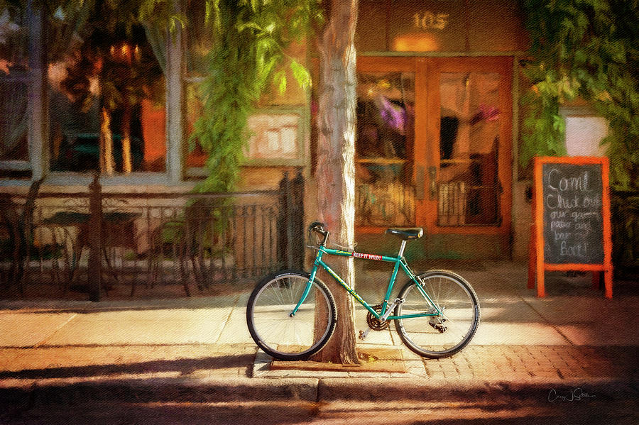 Keep It Wild Bicycle by Craig J Satterlee