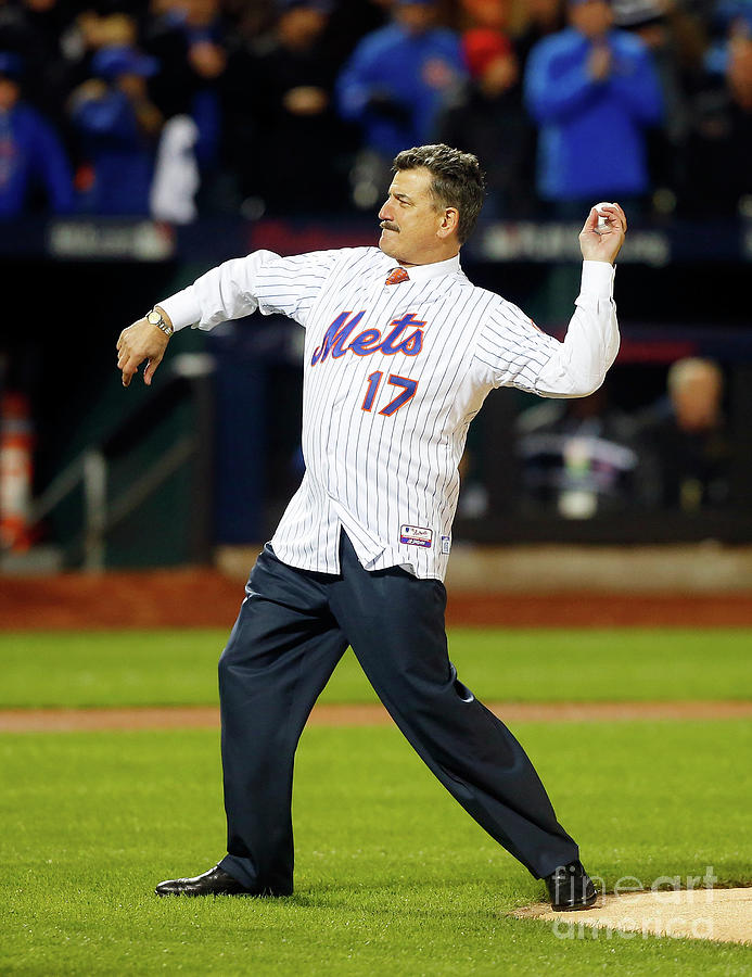 Keith Hernandez Photograph by Jim Mcisaac