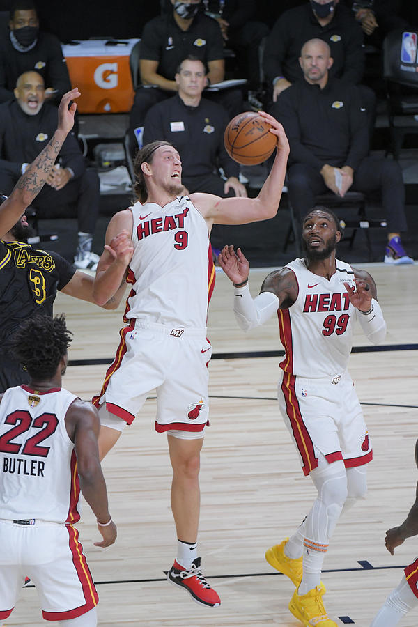 Kelly Olynyk Photograph by Fernando Medina