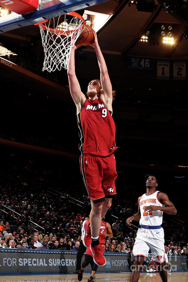 Kelly Olynyk Photograph by Nathaniel S. Butler