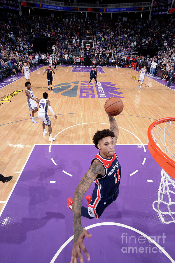 Kelly Oubre Photograph by Rocky Widner