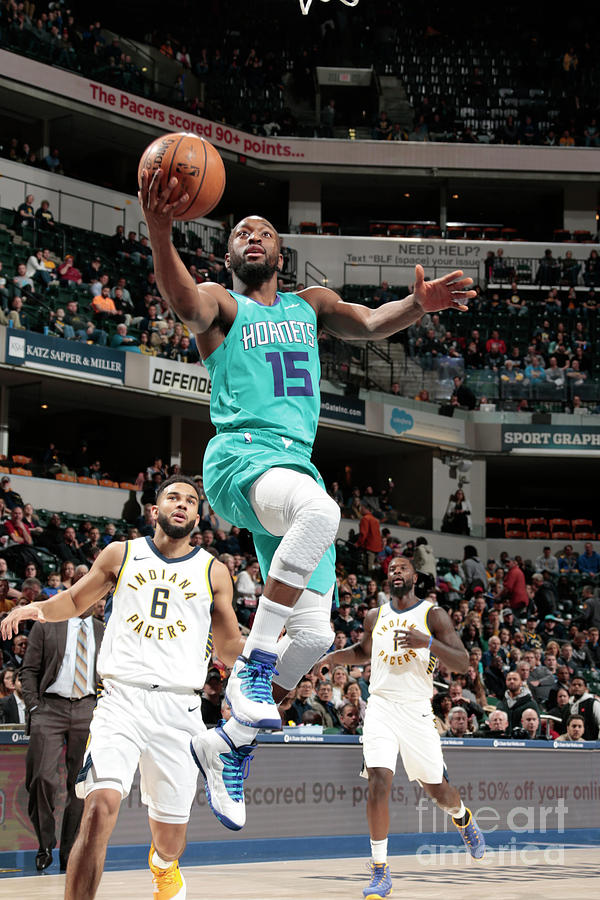 Kemba Walker Photograph by Ron Hoskins