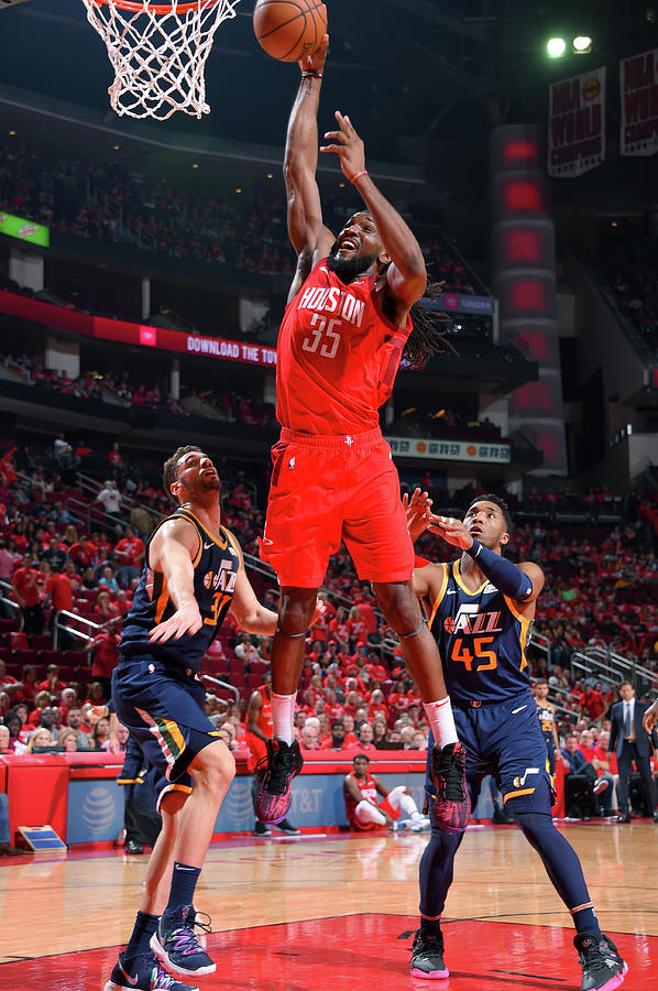 Kenneth Faried Photograph by Bill Baptist