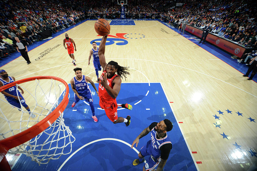 Kenneth Faried Photograph by Jesse D. Garrabrant