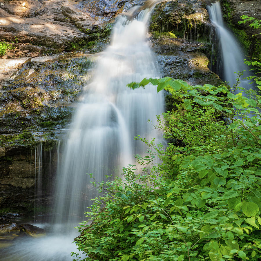 Kent Falls State Park in CT by Kyle Lee