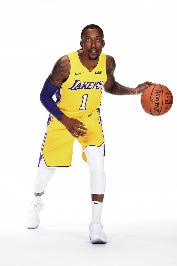 Kentavious Caldwell-pope Photograph by Andrew D. Bernstein