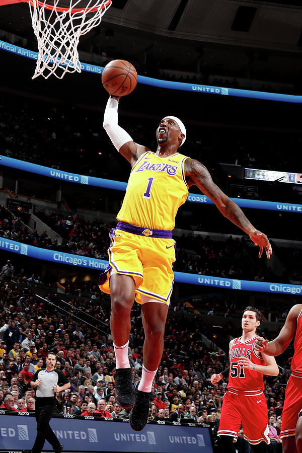 Kentavious Caldwell-pope Photograph by Nathaniel S. Butler