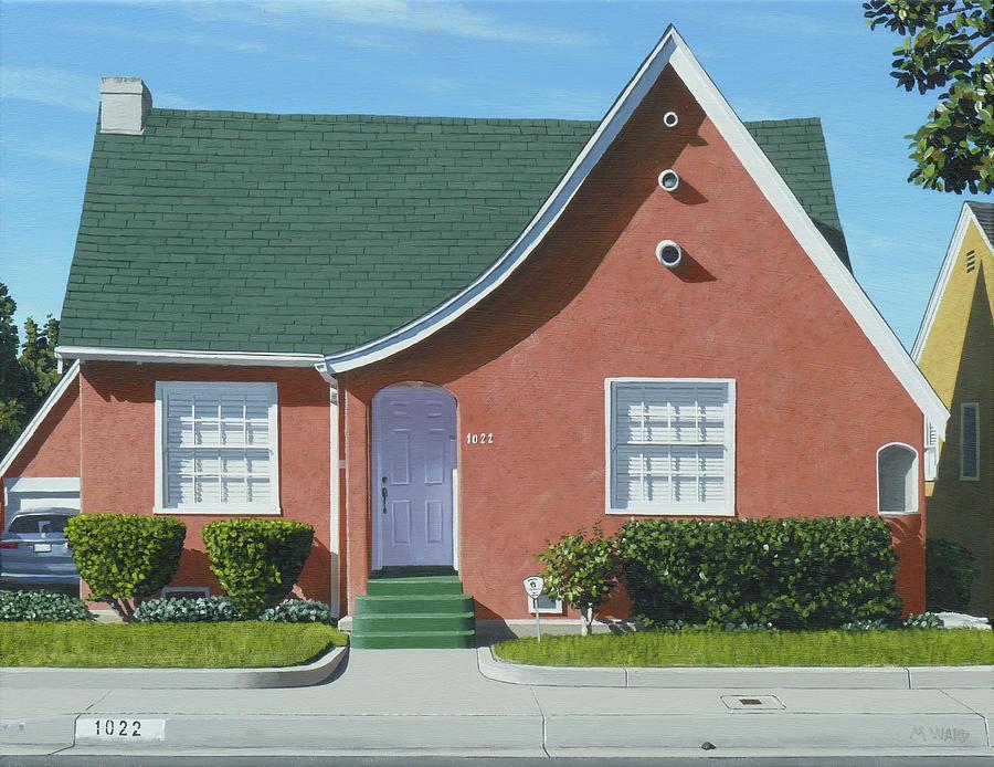 Kentons House Painting