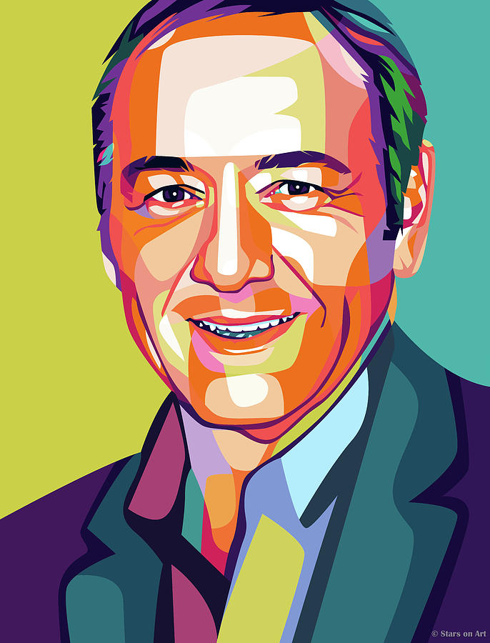 Kevin Spacey Painting