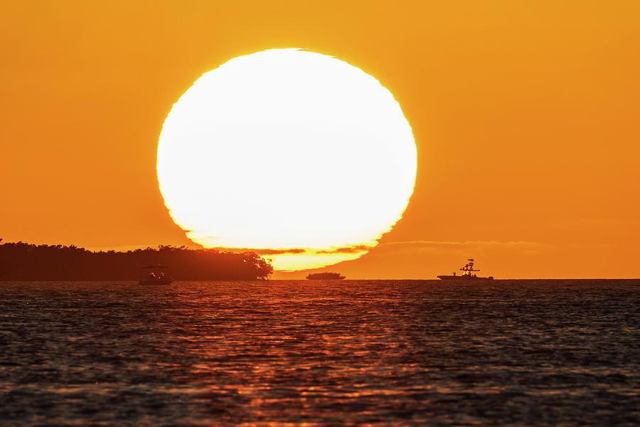 Key Largo Sunset Photograph