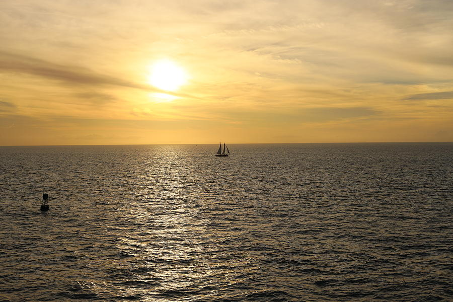 Key West Sunset by Blair Damson