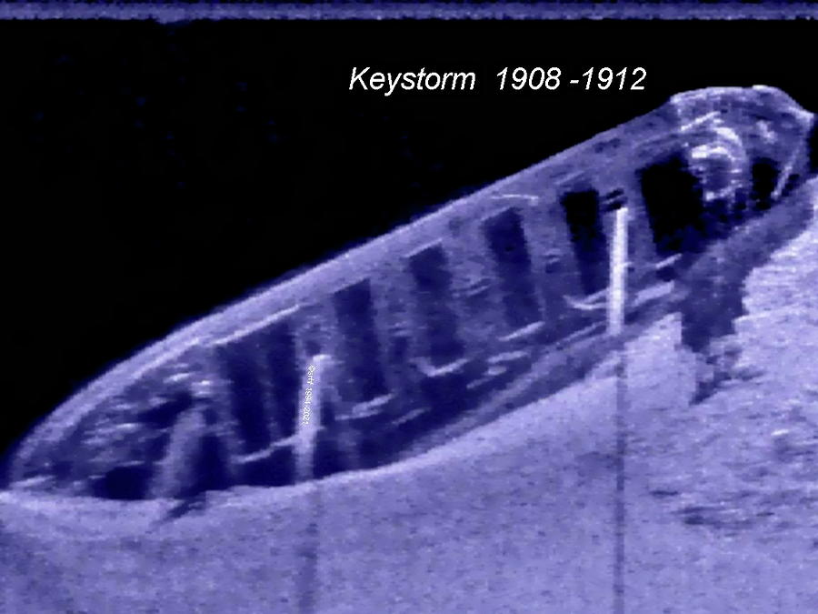 Keystorm 1908 - 1912 Photograph