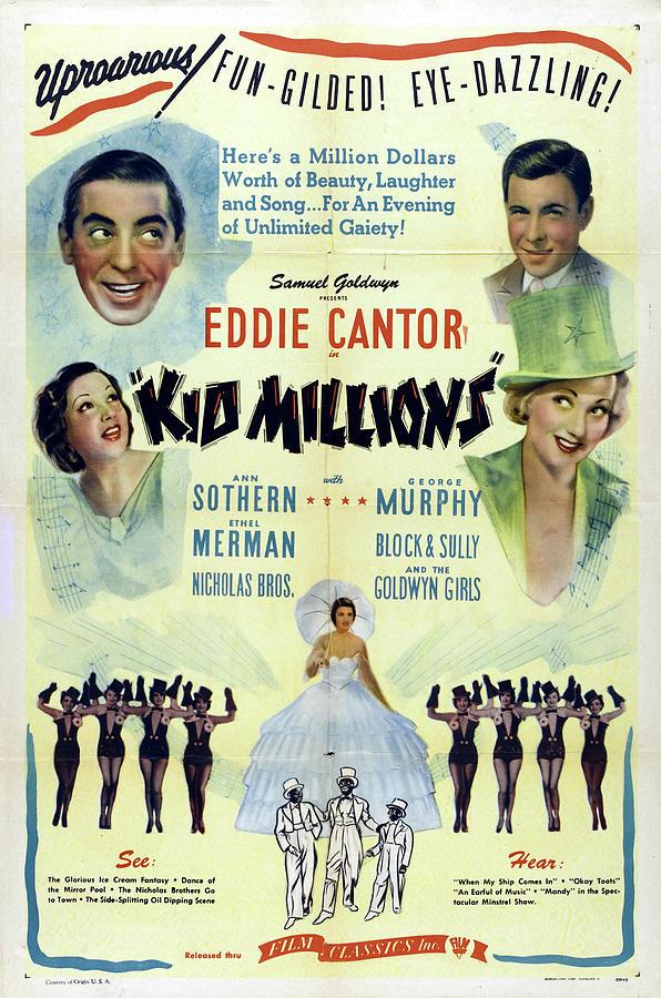 kid Millions - 1934 Mixed Media