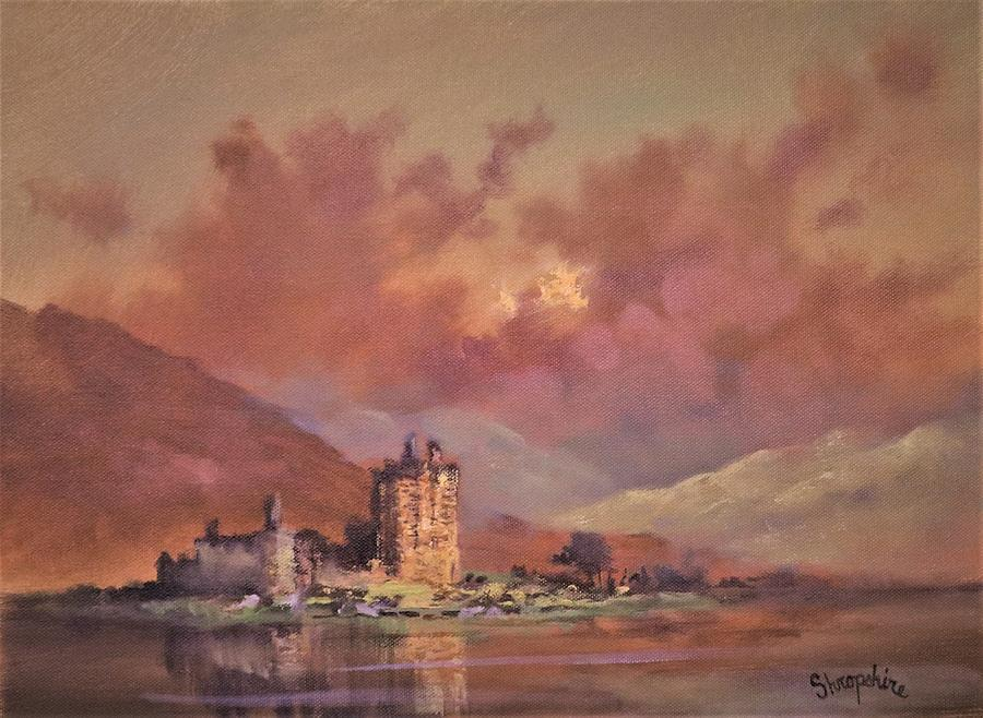 Kilchurn Castle by Tom Shropshire