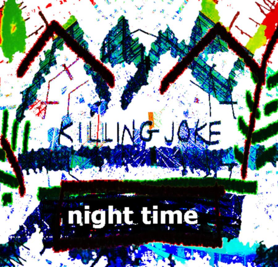 Killing Joke 1985 Album Drawing